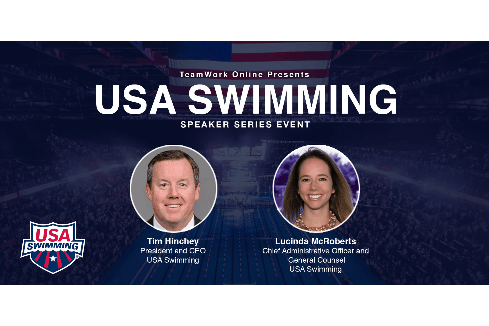 USA Swimming Ad